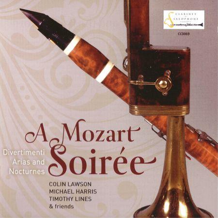 Colin Lawson - A Mozart Soiree (2015) [FLAC]
