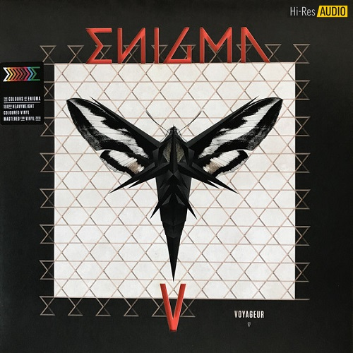 Enigma - Voyageur (2018) [FLAC 192 kHz/24 Bit]