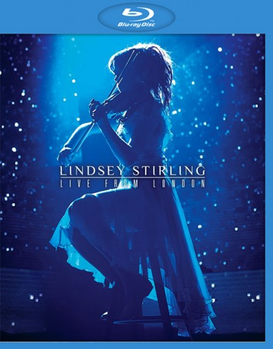 Lindsey Stirling - Live From London (2015) [BDRip 720p]