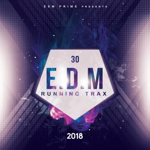 30 EDM Running Trax 2018 (2018)