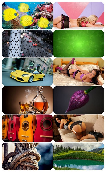 Beautiful Mixed Wallpapers Pack 833
