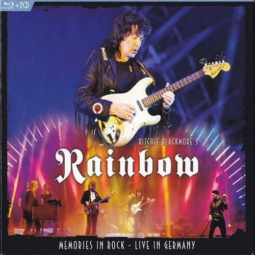 Rainbow - Memories in Rock: Live In Germany (2016) [Blu-ray 1080i]
