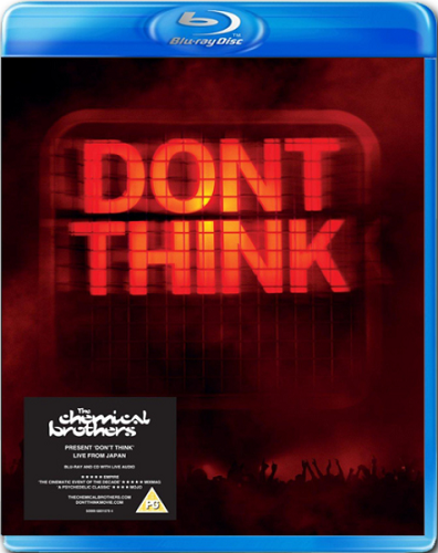 The Chemical Brothers: Don't Think (2011) [Blu-ray 1080i]