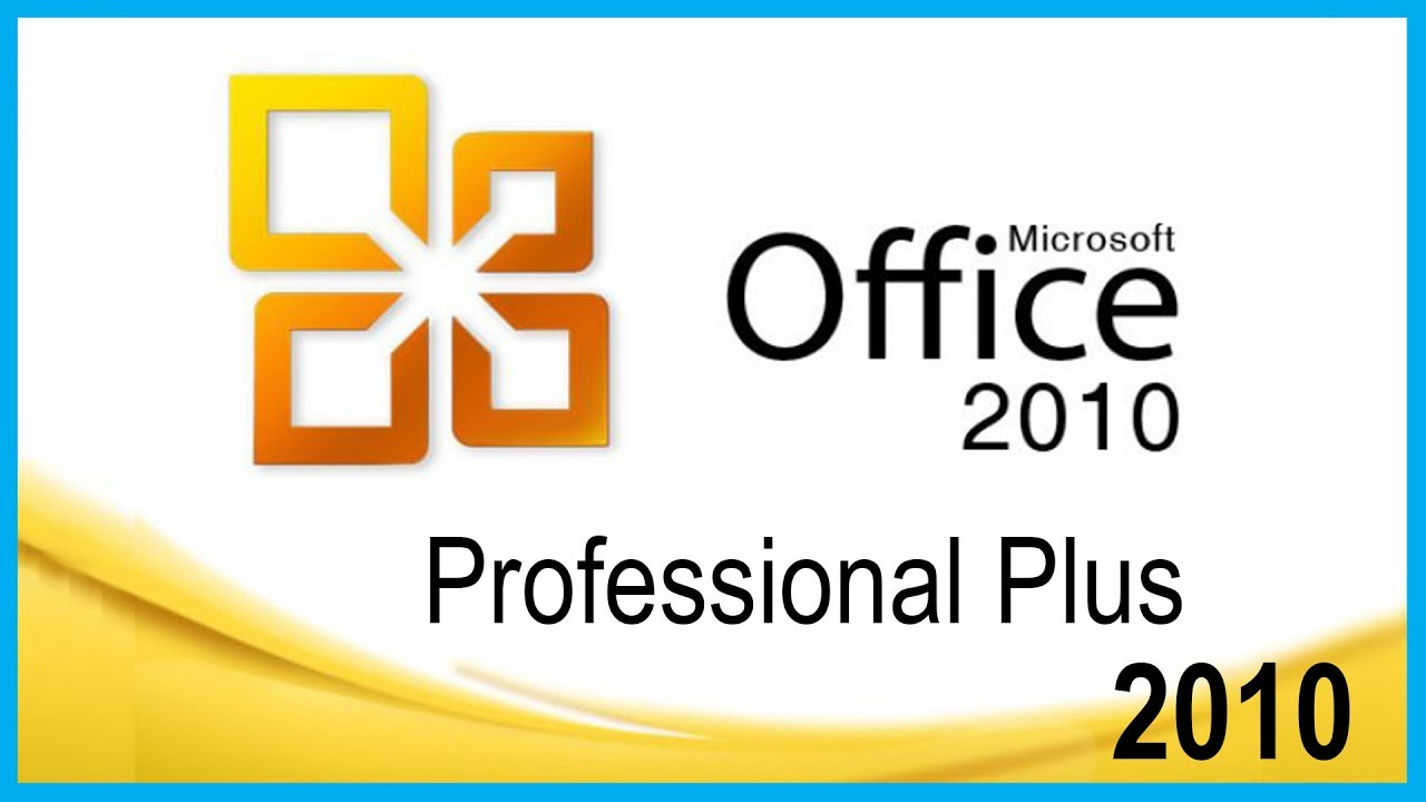 Microsoft Office 2010 Pro Plus, Visio, Project VL MAK Keys