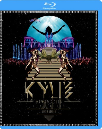 Kylie Minogue Aphrodite Les Folies - Live in London (2011) DTS-HD/JC [BDrip 720i]