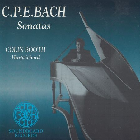 Colin Booth - C.P.E. Bach: Sonatas (1992) [FLAC]