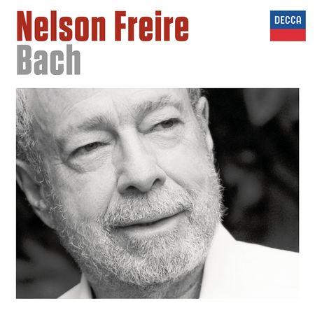 Nelson Freire - Bach (2016) [FLAC]