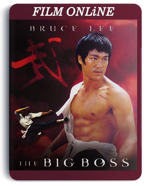 [ONLiNE] Wielki szef / The Big Boss / Tang shan da xiong (1971) PL.720p.BRRip.MPEG4.AC3-Kaza / Lektor PL