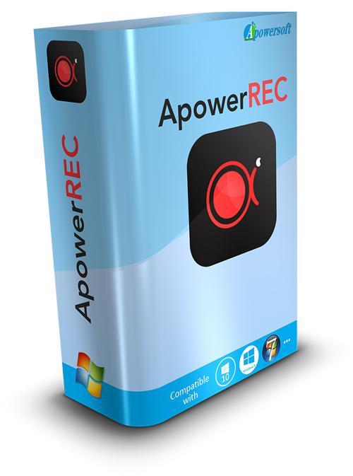 ApowerREC 1.2.5 ~ Wersja Zarejestrowana & PORTABLE