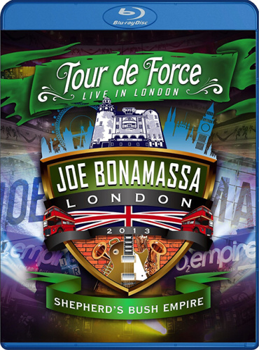 Joe Bonamassa - Tour De Force: Live In London (Shepherd's Bush Empire) Part 2 (2013) [Blu-ray 1080p]