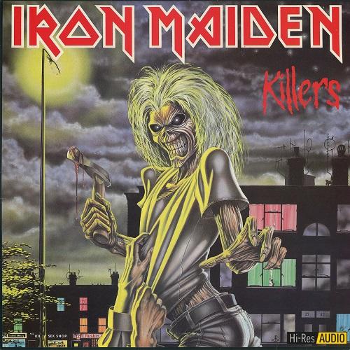 Iron Maiden - Killers (1981) [FLAC 96 kHz/24 Bit]