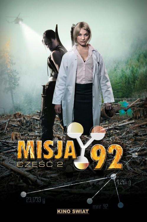 Misja 92. Część 2 / Mission NinetyTwo: Dragonfly (2016) PL.WEB-DL.Xvid-KiT / Lektor PL
