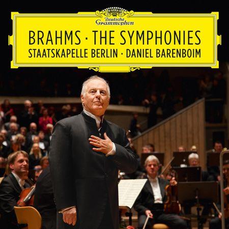 Daniel Barenboim & Staatskapelle Berlin - Brahms: The Symphonies (2018) [FLAC]