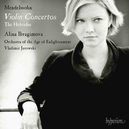 Alina Ibragimova - Mendelssohn: Violin Concertos (2012) [FLAC]