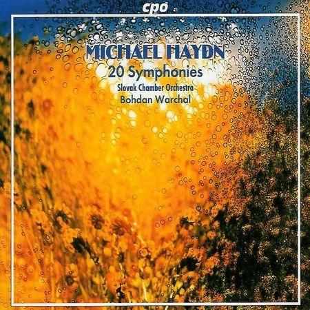 Bohdan Warchal - Michael Haydn: 20 Symphonies (6 CD) (1998) [FLAC]