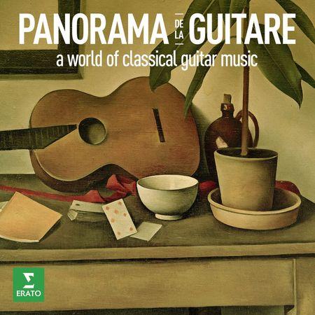 VA - Panorama de la Guitare: A World of Classical Guitar Music (25 CD) (2018) [FLAC]