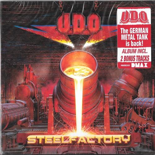 U.D.O. - Steelfactory (Limited Edition) (2018) [FLAC]