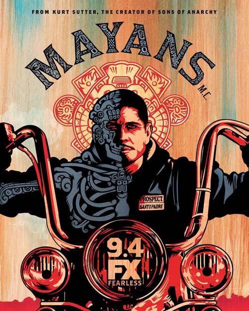 Mayans M.C. (2018) [Sezon 1] 720p.WEBRip.x264-TBS / Napisy PL
