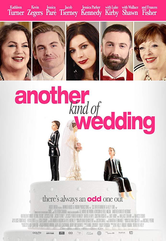 Inny rodzaj ślubu / Another Kind of Wedding (2017) PL.WEB-DL.XviD-KiT / Lektor PL
