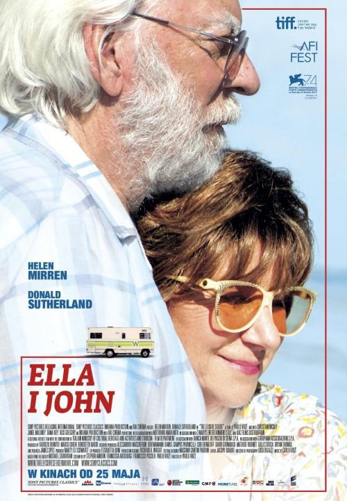 Ella i John / The Leisure Seeker (2017)