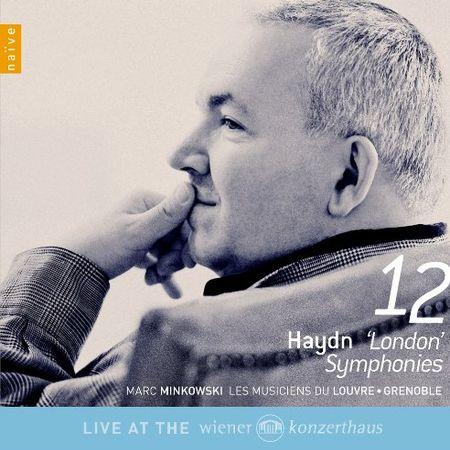 Marc Minkowski - Haydn: 12 London Symphonies (4 CD) (2010) [FLAC]