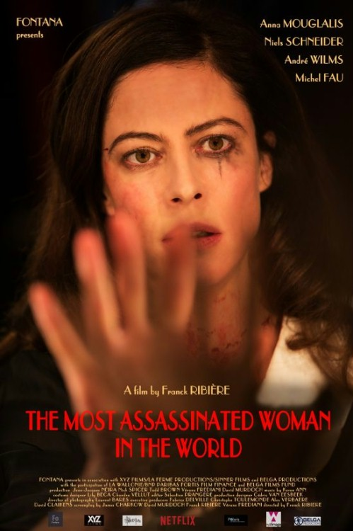 La femme la plus assassinée du monde / The Most Assassinated Woman in the World (2018) PL.WEB-DL.XViD-MORS | LEKTOR PL