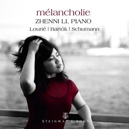 Zhenni Li - Melancholie (2018) [FLAC]