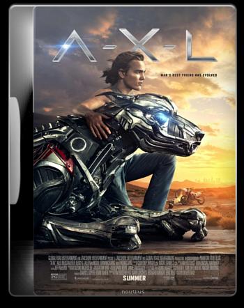 A.X.L. (2018) 720p.HDCAM.ENG.X264-24HD