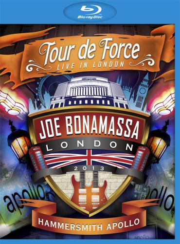 Joe Bonamassa - Tour De Force: Live In London (Hammersmith Apollo) Part 3 (2013) [Blu-ray 1080p]
