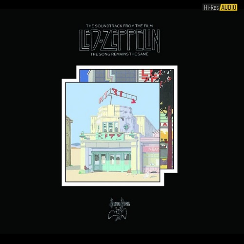 Led Zeppelin - The Song Remains The Same (1976) (Remastered) (2018) [FLAC 96 kHz/24 Bit]
