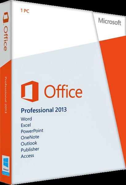 Microsoft Office 2013 Professional Plus SP1 VL (x64/x86) NIEMODYFIKOWANY / Polska Wersja Językowa