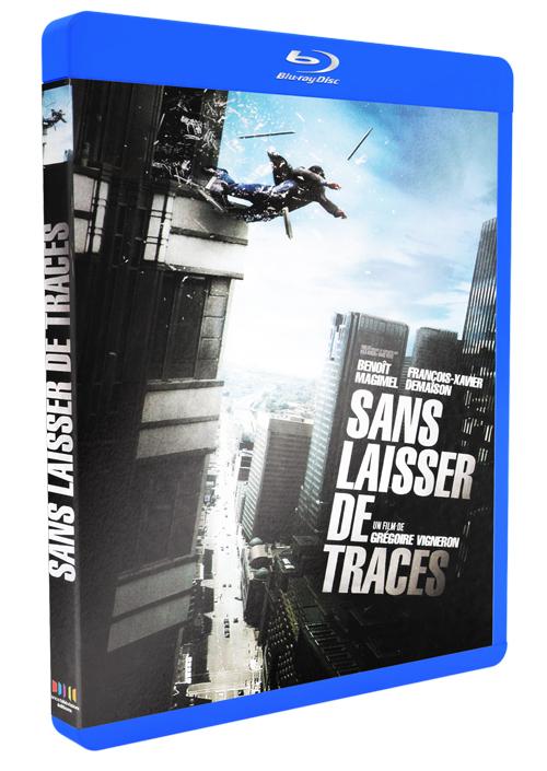 Bez śladów / Sans laisser de traces (2010) PL.BRRip.720p.XviD.AC3-LTN / Lektor PL