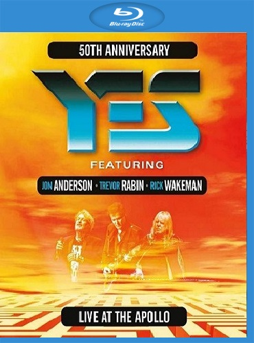 Yes - Live At The Apollo 2017 (2018) [Blu-ray 1080p]