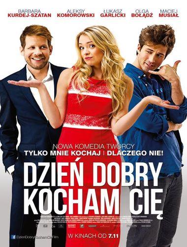 Dzień dobry, kocham cię (2014) PL.DVDRip.XviD-Zelwik / Film polski