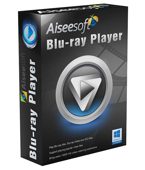 Aiseesoft Blu-ray Player 6.6.18 (ZAREJESREOWANY & Portable)