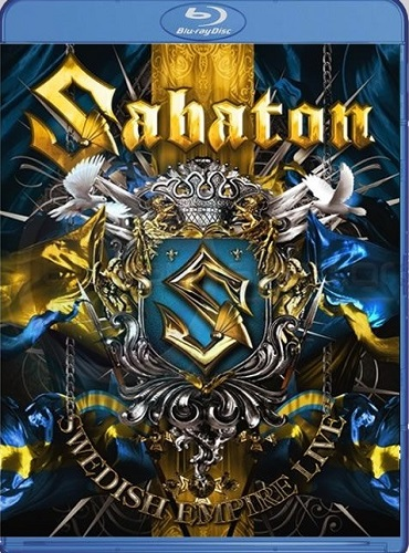 Sabaton - Swedish Empire Live (2013) [2xBlu-ray  1080p]