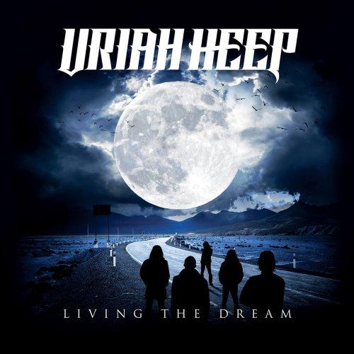 Uriah Heep - Living the Dream (2018) [FLAC]