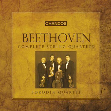 Borodin Quartet - Beethoven: Complete String Quartets (8 CD) (2009) FLAC
