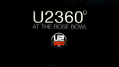 U2 - 360 At The Rose Bowl (2010) [Blu-ray 1080i]