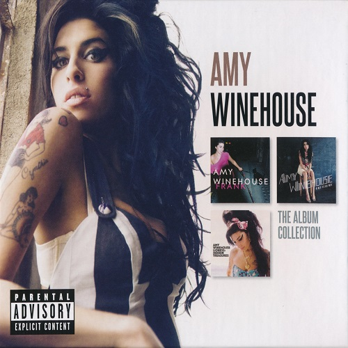 Amy Winehouse - The Album Collection (Box Set) (2012) [FLAC]