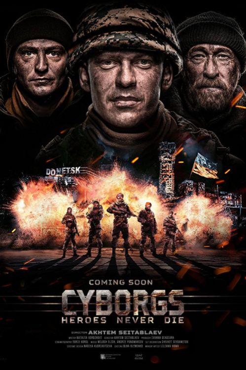 Kiborgy / Cyborgs Heroes Never Die (2017) PL.IVO.720p.BRRip.XviD-SP [Lektor PL-IVO]