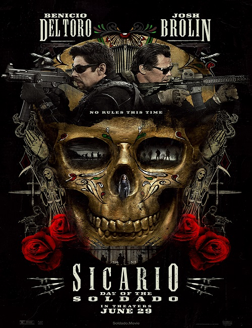 Sicario 2 / Sicario: Day of the Soldado (2018) Lektor PL