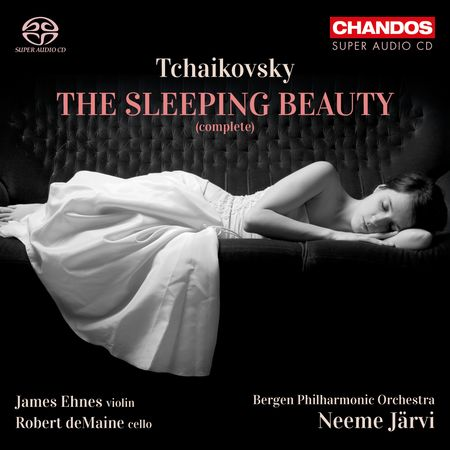 Neeme Jarvi - Tchaikovsky: The Sleeping Beauty (2 CD) (2012) [FLAC]