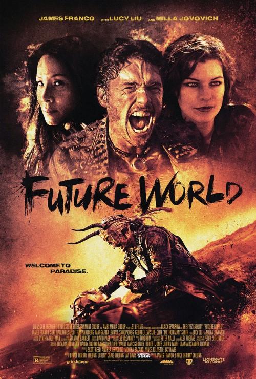 Martwy świat / Future World (2018)  PL.BRRip.Xvid-GR4PE  / Lektor PL