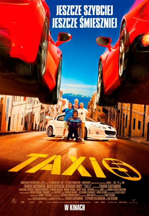 Taxi 5 (2018) PL.BDRip.XviD-KiT / LEKTOR PL