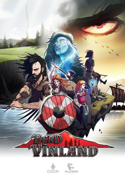 Dead In Vinland - The Vallhund (2018) CODEX / Polska wersja językowa
