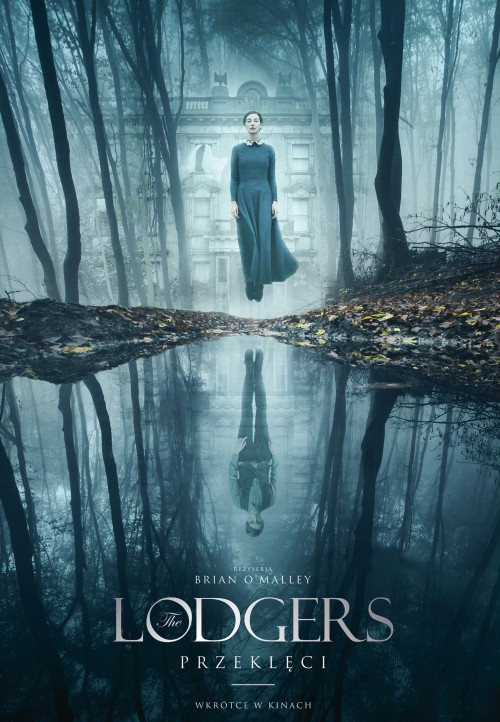 The Lodgers. Przeklęci / The Lodgers (2017) PL.BDRip.XviD-KiT / Lektor PL