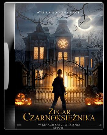 Zegar czarnoksiężnika / The House with a Clock in its Walls (2018) 720p.HDCAM-1XBET