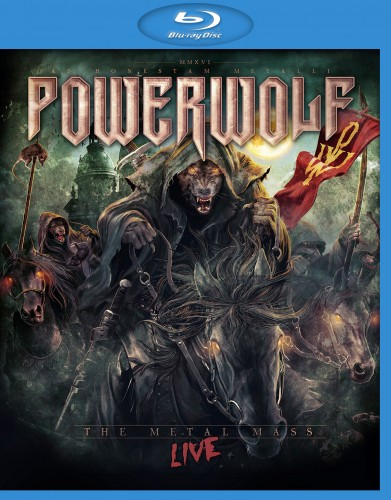 Powerwolf - The Metal Mass: Live (2016) [2xBlu-ray 1080p]
