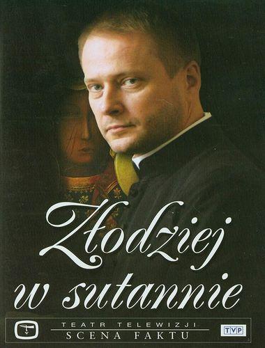 Złodziej w sutannie (2008) PL.DVDRip.XviD.AC3-Zelwik / Film polski
